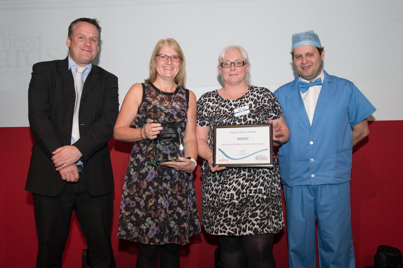 Healthcate IT Award 2018 Winner: NHS North of England Commissioning Support