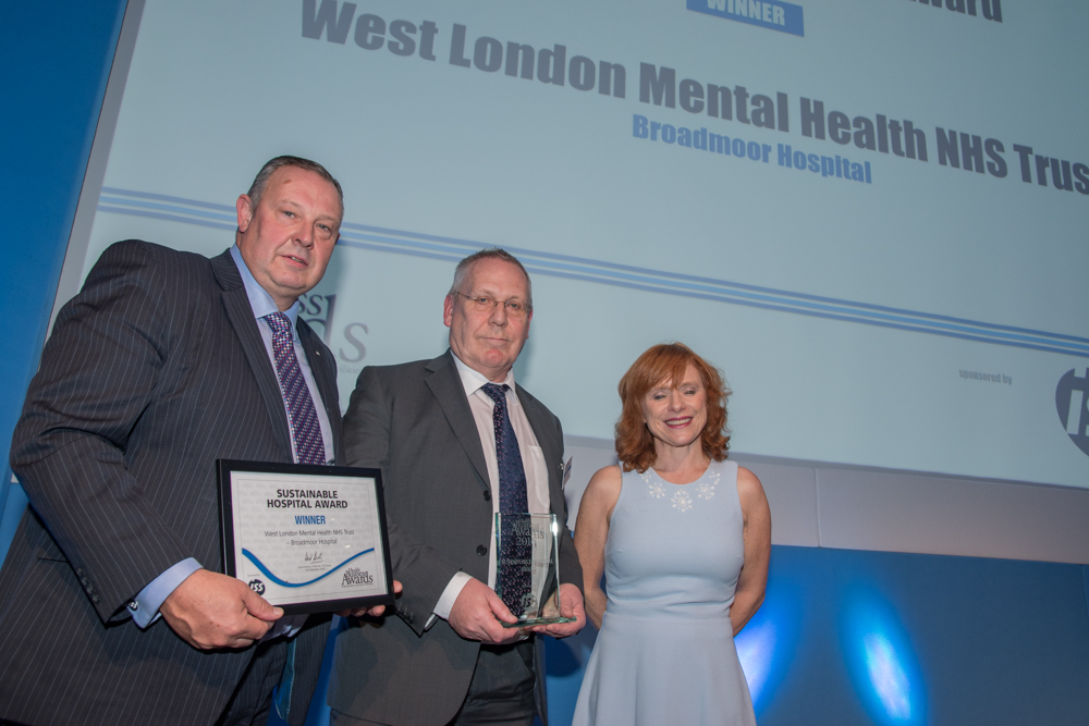 Sustainable Hospital 2016 Winner: West London Mental Health NHS Trust - Broadmoor Hospital redevelopment