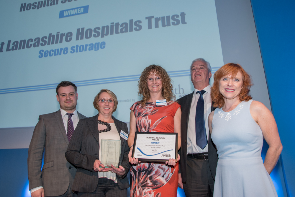 Hospital Security 2016 Winner: East Lancashire Hospitals Trust