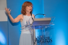 Dr Sarah Jarvis - Health Business Awards 2016